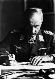 Robert Ritter von Greim, 1940