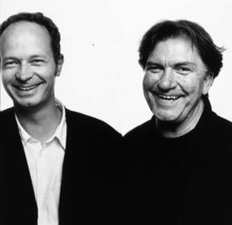 Bernd Multhaup u. Bernd Niebuhr / Foto - Bernd Multhaup & Bernd Niebuhr / Photo - Bernd Multhaup et Bernd Niebuhr / Photo