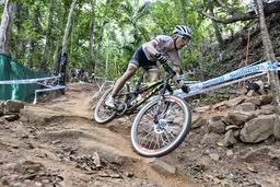 Themen der Woche Sport Bilder des Tages SPORT 24 04 2016 Cairns Australia UCI Mountain Bike Wo