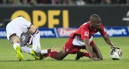 Fußball 1 Bundesliga Herren Saison 2013 2014 28 Spieltag SC Freiburg 1 FC Nürnberg Freibur