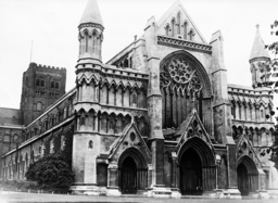 St. Albans Cathedral, 1936