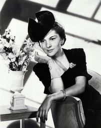 Joan Fontaine - 1938