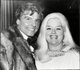 Actress Diana Dors With Jess Conrad Diana Dors (23 October 1931 A 4 May 1984) Was An English Actress Born Diana Mary Fluck In Swindon Wiltshire. Considered The English Equivalent Of The Blonde Bombshells Of Hollywood Dors Described Herself As 'the O