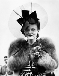 Hat fashion, 1939