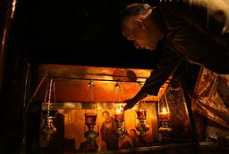 MIDEAST-RELIGION-CHRISTMAS-BETHLEHEM