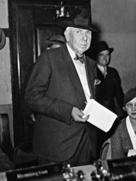 Theodore Dreiser, 1934