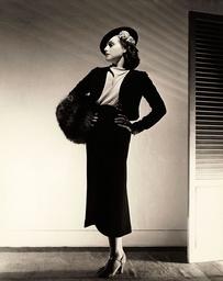 Paulette Goddard - 1937