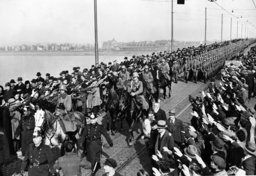 Occupation of the Rhineland, 1936