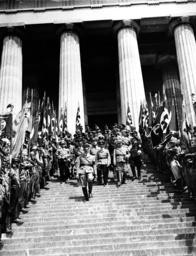 Third Reich - Hitler in Walhalla 1937