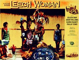 THE LEECH WOMAN, 1960