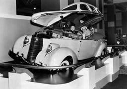 Folding Studebaker, 1937