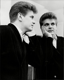 Phil Everly Singer And One Half Of The Everly Brothers Pop Group
