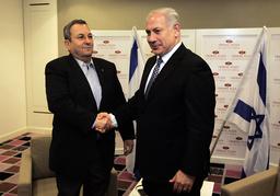 MIDEAST-ISRAEL-POLITICS-NETANYAHU-BARAK