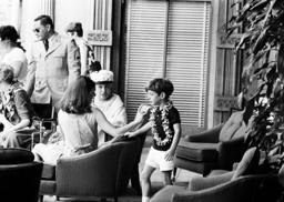 John Kennedy, Jacqueline Kennedy
