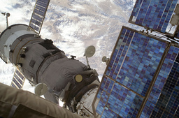 SPACE-ISS-SOYUZ