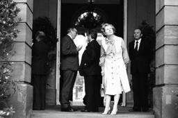 Margaret Thatcher, Roy Jenkins,