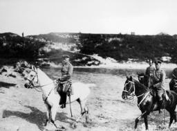 General August von Mackensen on the Eastern front, 1914