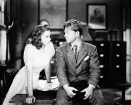 BABES ON BROADWAY, from left: Judy Garland, Mickey Rooney, 1941