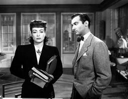 MILDRED PIERCE, Joan Crawford, Zachary Scott, 1945