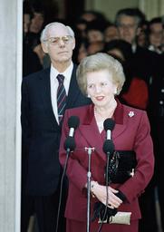 Margaret Thatcher, Denis Thatcher
