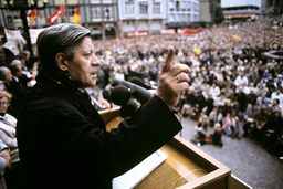 SPD election campaign Germany 1976