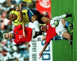 BRAZIL PLAYS CZECH REPUBLIC IN SAUDI CONFEDERATION CUP