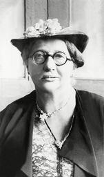 Lilian Baylis.