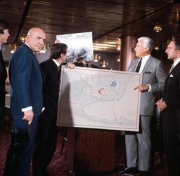 1970 - Crooks And Coronets -Movie Set