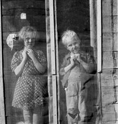 USA / Armut / Kinder / Foto 1939 - USA / Poverty / Children / Photo 1939 -