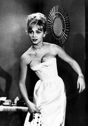 Actress France Anglade 1942 -