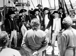 'Mutiny on the Bounty' Movie Stills