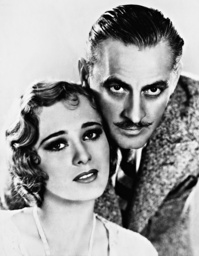 John Barrymore and Dolores Costello, 1931