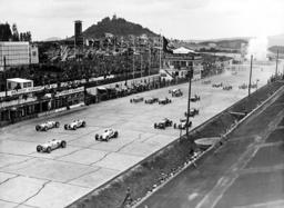 Nuerburgring, 1938