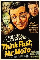 Mr Moto Mr Moto - Think Fast - 1937