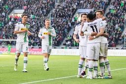 Moenchengladbach Andreas Christensen Borussia Moenchengladbach 3 Oscar Wendt Borussia Moenchengl