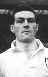 Footballer Dave Dunmore Of Tottenham Hotspur F.c. Box 0566 020415 00430a.jpg.