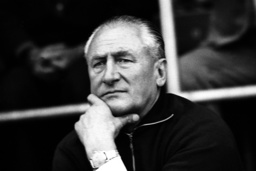 Co Trainer Franz Seybold VfB Stuttgart
