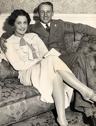 Sir Donald Bradman Ac (27 August 1908 ? 25 February 2001) Often Referred To As The Don Was An Australian Cricketer Widely Acknowledged As The Greatest Batsman Of All Time. Pictured With Lady Bradman