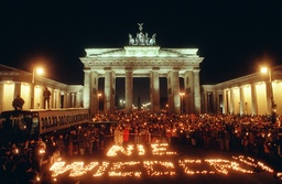 Rally against xenophobia in Berlin