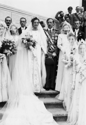 Wedding of Albanian King Zog I