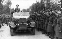 Hitler, Polish campaign, 1939