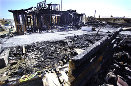 Earth Liberation Front Burns New Home Developments In San Diego