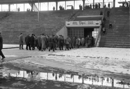 Thaw prevents football matches