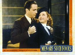 Men Are Such Fools - 1938