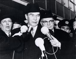 Polish Politician Adam Rapacki (1909-1970)