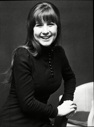 Judith Durham Singer With Pop Group 'the Seekers' - 1970