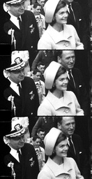 Jacqueline Kennedy In Groton, Connecticut