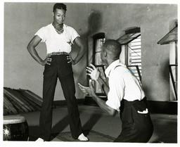 Theaterprojekt f.Farbige,USA / Foto 1936 - Theatre project for Blacks / USA / Photo -