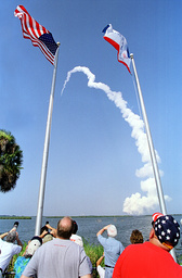DISCOVERY STS-105