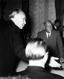 Adenauer in Moscow